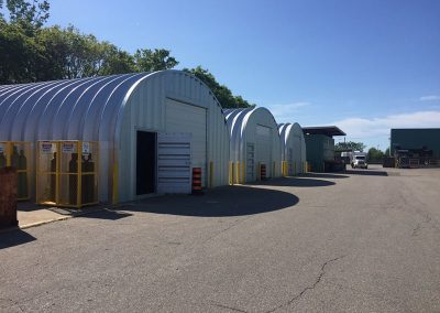 Metal Quonset Hut Self Storage Building for sale