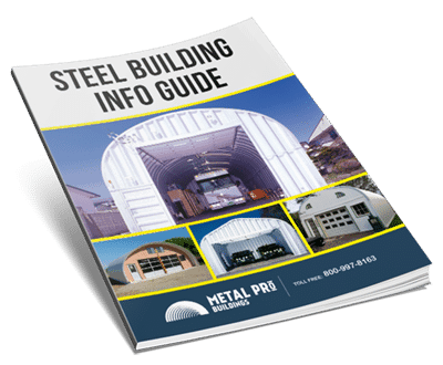 Download our steel buildings info guide