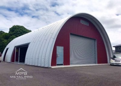 Metal Building made of Steel Garage Kits