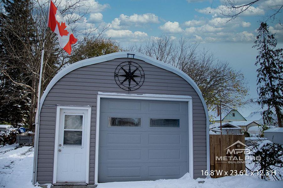 Garage Buildings in Canada