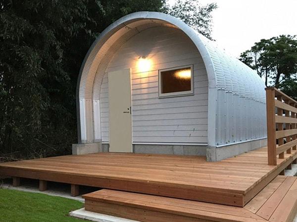 Mini Steel House