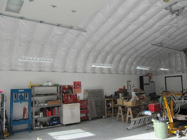 Insulated Workshop
