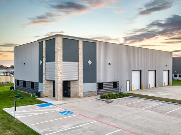 Industrial Steel Building
